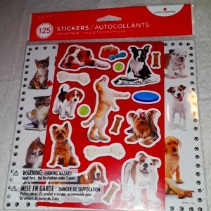 Dog stickers / BUNDLE ONLY